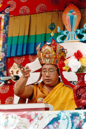 Paranirvana Of HH Penor Rinpoche Penor210