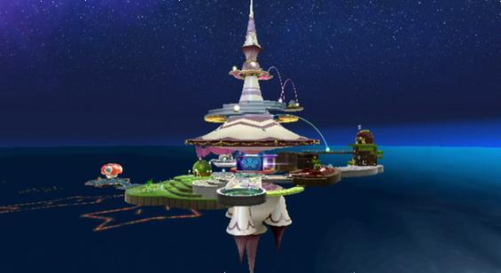Mario Observatory