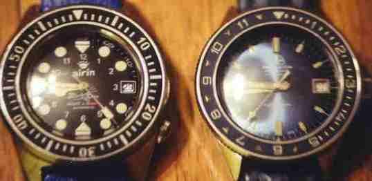 Les plongeuses de la Marine Nationale Airin110