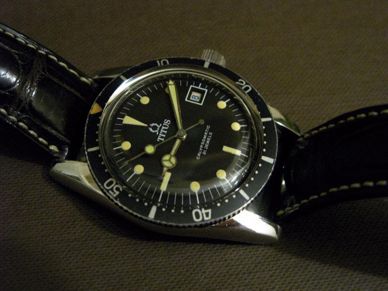 Les plongeuses de la Marine Nationale Titus210