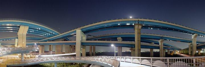 Amazing Highways,bridges & Interchanges in Japan......!!!!! 19609510