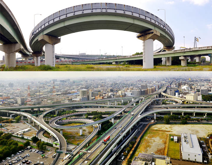 Amazing Highways,bridges & Interchanges in Japan......!!!!! 19656710