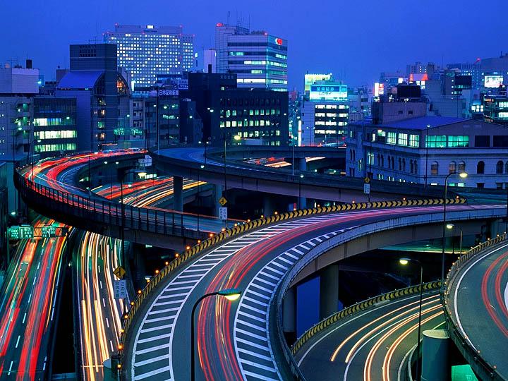 Amazing Highways,bridges & Interchanges in Japan......!!!!! 4356ue10