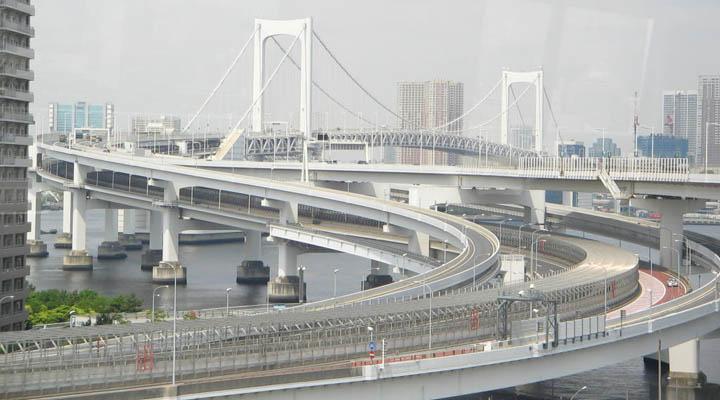 Amazing Highways,bridges & Interchanges in Japan......!!!!! 4567u410