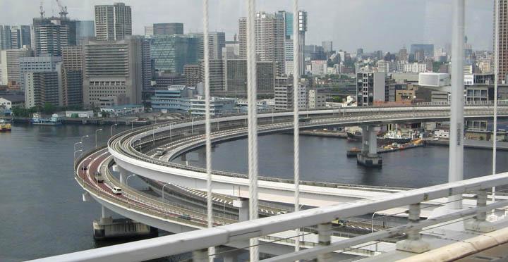 Amazing Highways,bridges & Interchanges in Japan......!!!!! E56uwe10