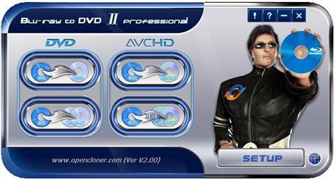 Blu-ray to DVD II Pro 2.60 Blue-r10