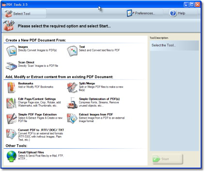 Tracker Software PDF-Tools 4.0181 Pdf10