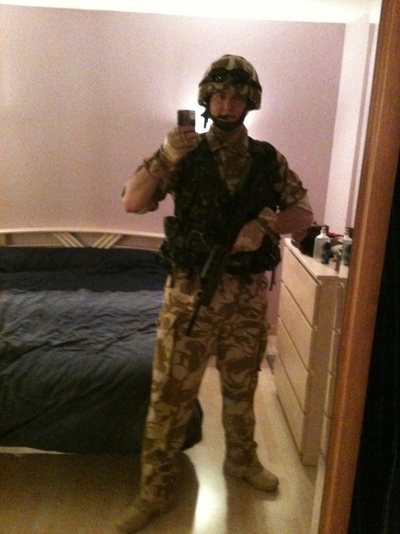 Brigade patrol troop Photo11