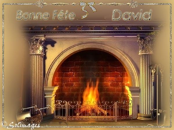 fête  à  souhaiter   - Page 4 David10