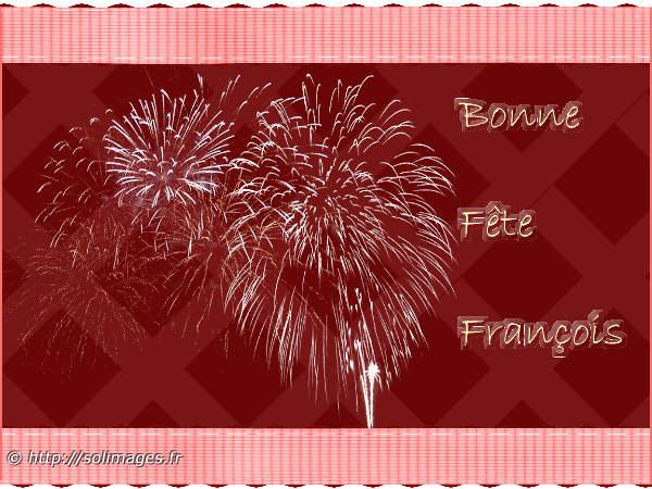 fête  à  souhaiter   - Page 6 Franco10