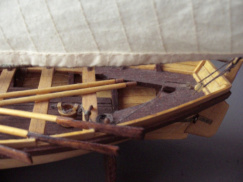 Construction Jolly boat HMS Bounty AL au 1/25 ème Arriyr10