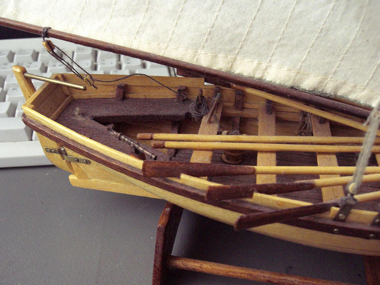 Jolly Boat de Artesania Latina Arriyr14