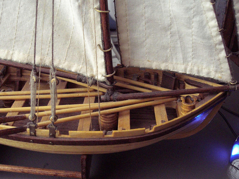 Jolly Boat de Artesania Latina Avant_14