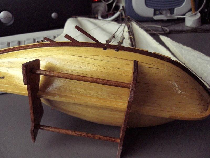 Jolly Boat de Artesania Latina Coque14