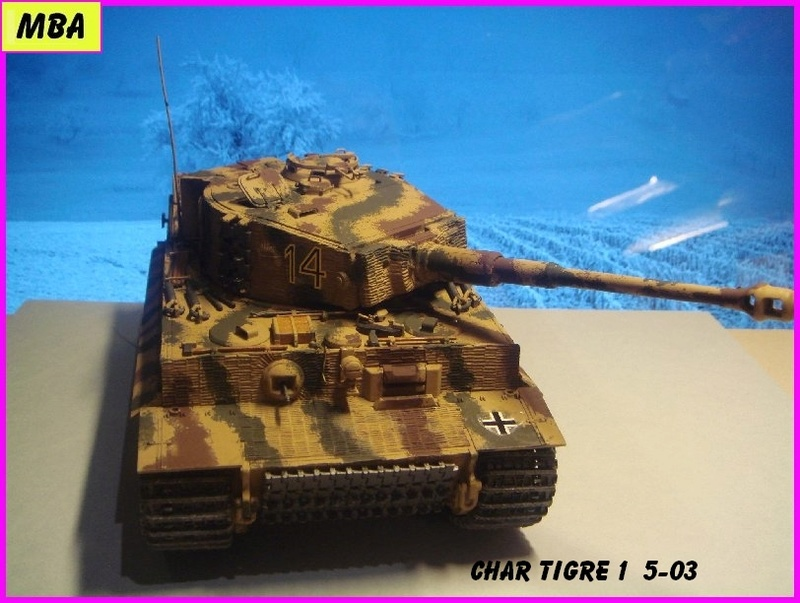 Kübelwagen type 82 1/16 Tamiya - Page 2 Tigre_10