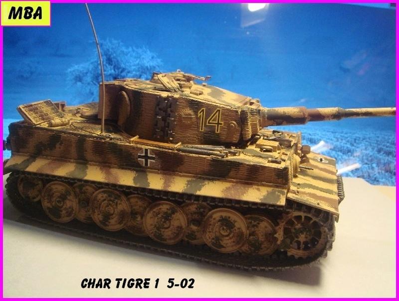 Kübelwagen type 82 1/16 Tamiya - Page 2 Tigre_11