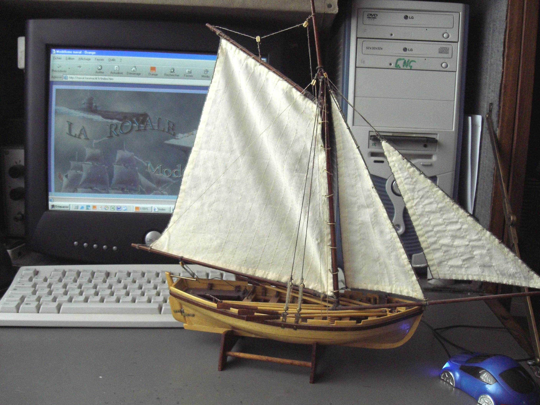 Jolly Boat de Artesania Latina Vue_gy11
