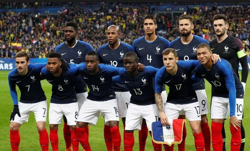 Mondial 2018 France10