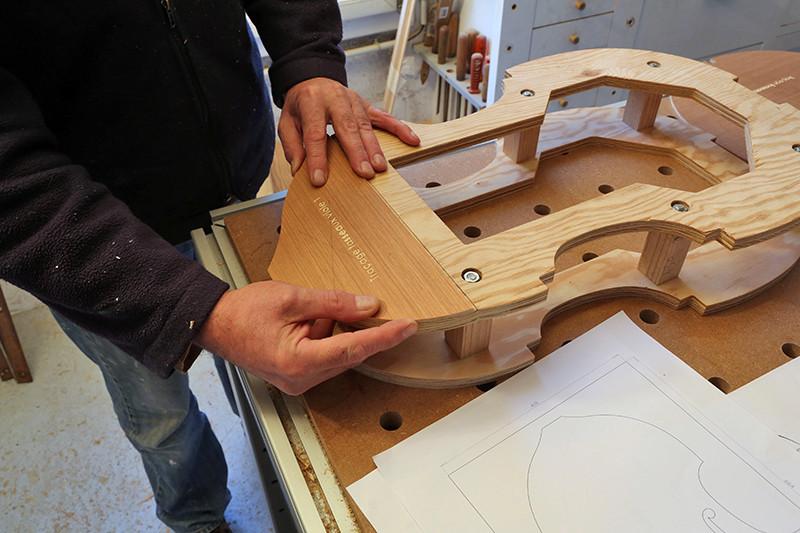 Découverte de la lutherie et fabrication d'une viole de gambe... - Page 4 05_jan16