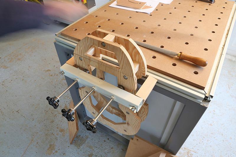 Découverte de la lutherie et fabrication d'une viole de gambe... - Page 4 05_jan19