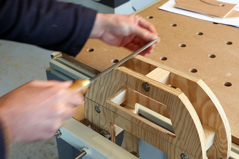 Découverte de la lutherie et fabrication d'une viole de gambe... - Page 4 05_jan22