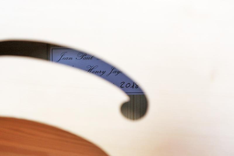 Découverte de la lutherie et fabrication d'une viole de gambe... - Page 18 07_mar10