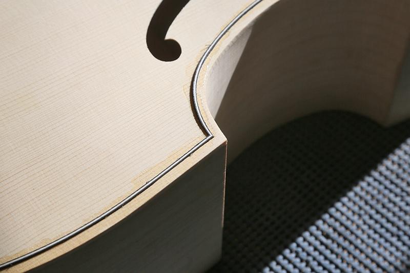 Découverte de la lutherie et fabrication d'une viole de gambe... - Page 20 11_mar42