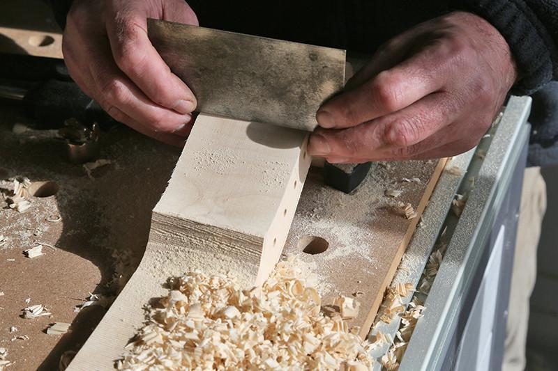 Découverte de la lutherie et fabrication d'une viole de gambe... - Page 20 12_mar15