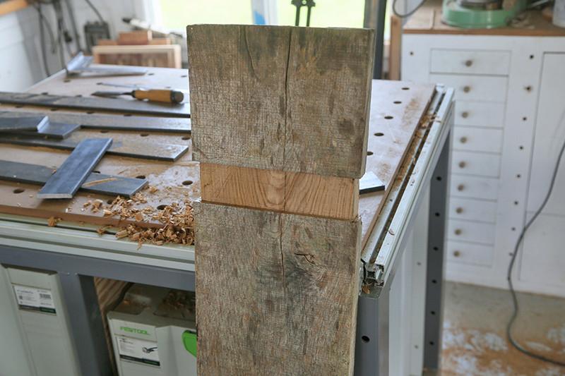 Une console bois et acier. 13_avr11