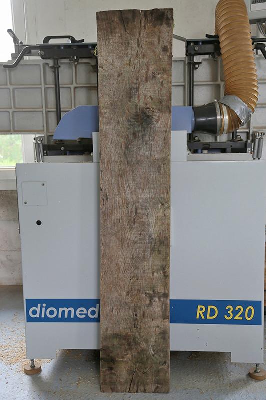 Une console bois et acier. 13_avr12