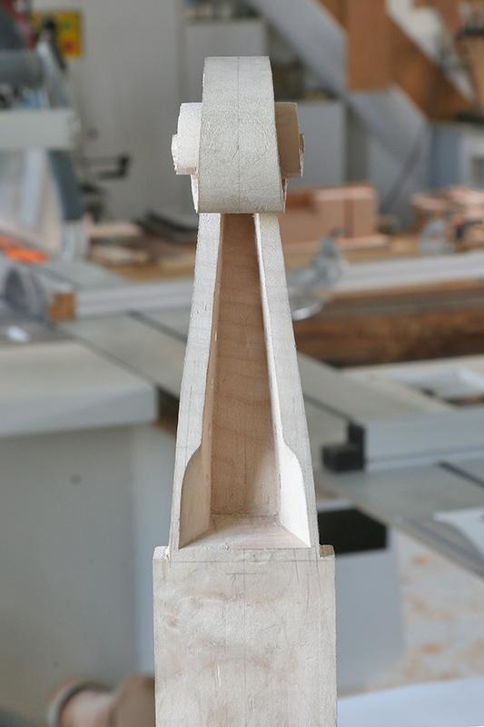 Découverte de la lutherie et fabrication d'une viole de gambe... - Page 20 13_mar13