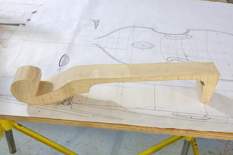 Découverte de la lutherie et fabrication d'une viole de gambe... - Page 11 14_fyv10