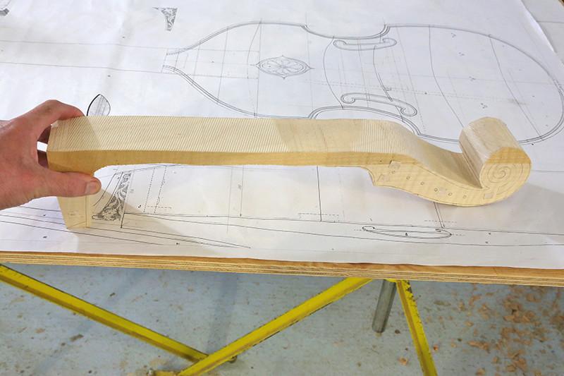 Découverte de la lutherie et fabrication d'une viole de gambe... - Page 11 14_fyv11