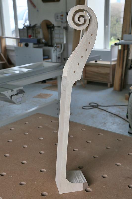 Découverte de la lutherie et fabrication d'une viole de gambe... - Page 21 14_mar17