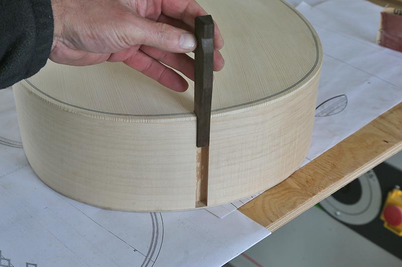 Découverte de la lutherie et fabrication d'une viole de gambe... - Page 21 15_mar17