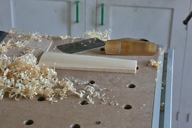 Découverte de la lutherie et fabrication d'une viole de gambe... - Page 21 15_mar18