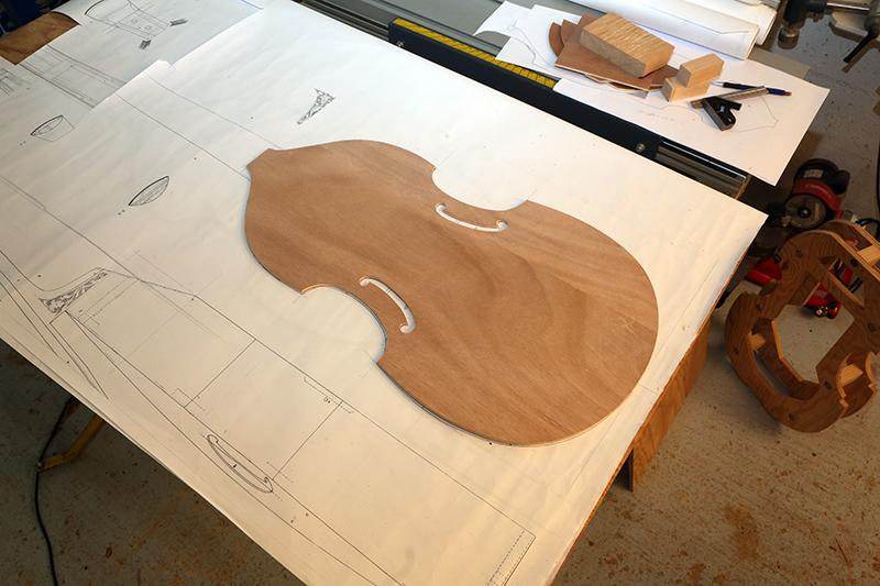 Découverte de la lutherie et fabrication d'une viole de gambe... - Page 5 18_jan14