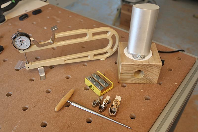 Découverte de la lutherie et fabrication d'une viole de gambe... - Page 2 22_dyc15