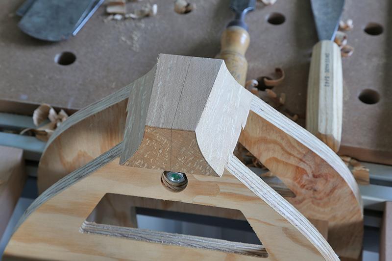 Découverte de la lutherie et fabrication d'une viole de gambe... - Page 6 22_jan11