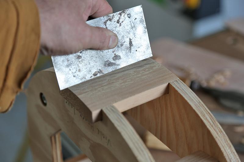 Découverte de la lutherie et fabrication d'une viole de gambe... - Page 6 22_jan12