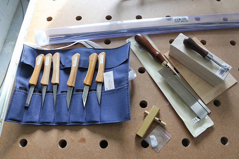 Découverte de la lutherie et fabrication d'une viole de gambe... - Page 6 25_jan14