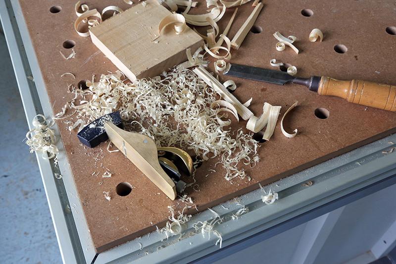 Découverte de la lutherie et fabrication d'une viole de gambe... - Page 7 28_jan14