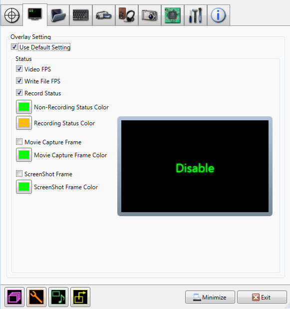 Cómo grabar Gameplays con Dxtory Dxtory11