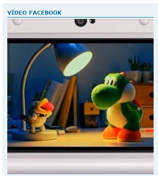 Insertar Vídeos de Facebook en el Foro Facebo18