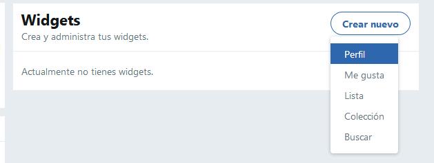 [widget] Timeline de Twitter para los foros Twitte12