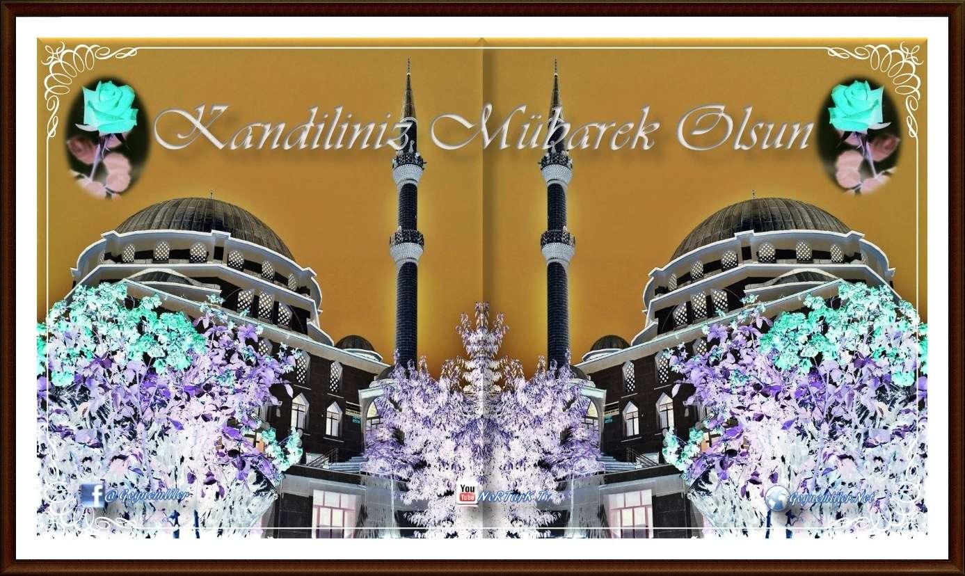 REGAİB KANDİLİNİZ MÜBAREK OLSUN Kandil10
