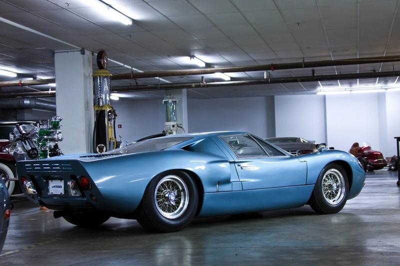 Ford GT40 MK1 Road car 1966 12006410