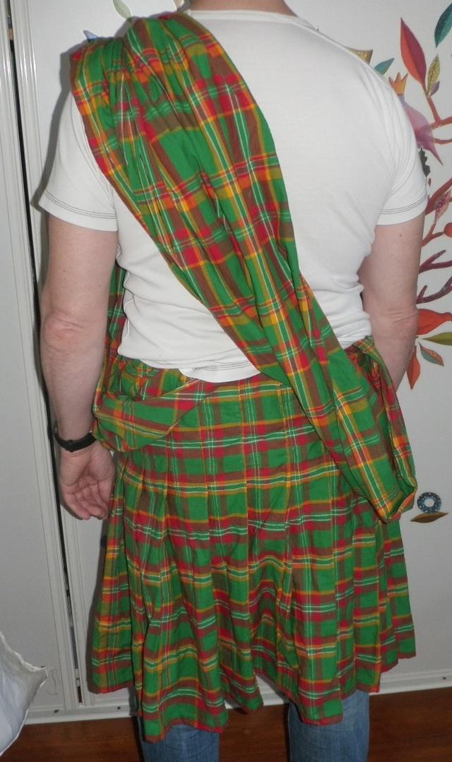 Costume Dosch Kilt210