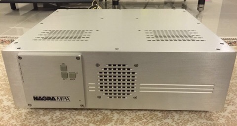 Nagra PLL pre and MPA poweramp (Used) 6deaf310