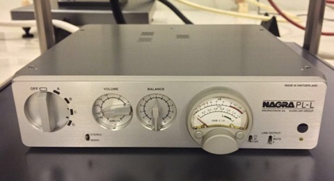 Nagra PLL pre and MPA poweramp (Used) C44f3810